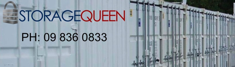 Storage Queen header image